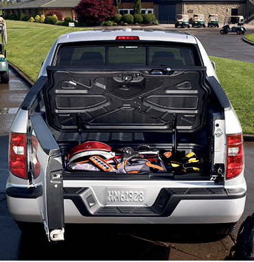 2014 Honda Ridgeline Towing and Hauling Capabilities